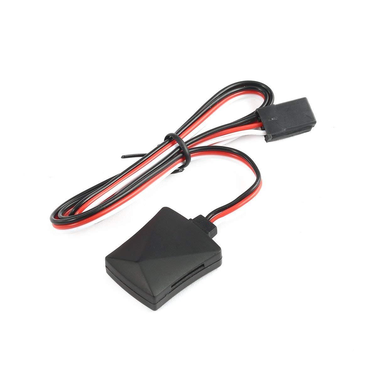 gfjfghfjfh Cable del comprobador de la sonda del Sensor de Temperatura con Sensor de Temperatura para el Control de Temperatura del Cargador de bater/ía iMAX B6 B6AC