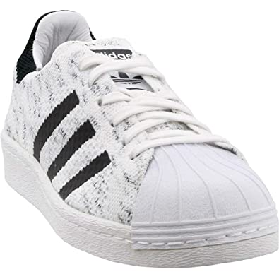 buy online 5f3a7 5c704 Amazon.com | adidas Womens Superstar 80s Primeknit Athletic ...