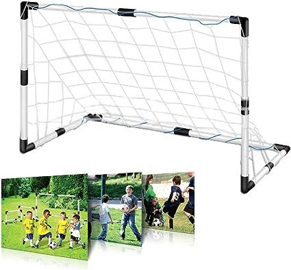 Domybest - Portería de fútbol para jardín: Amazon.es: Deportes y ...