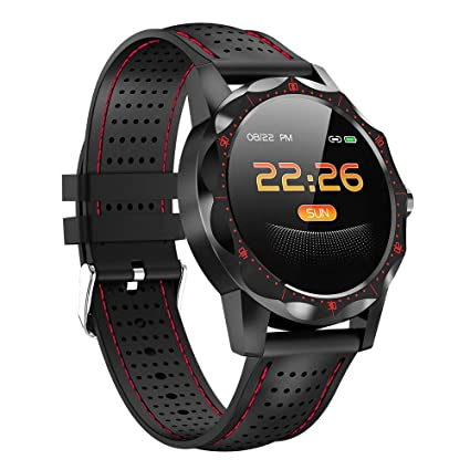 2019 Best Adventurer Smartwatch : The Adventure Enhancement for Every Adventurer (Red)