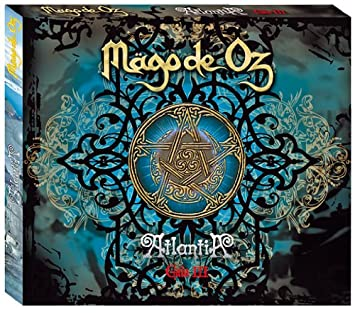 Gaia Iii Atlantia By Mago De Oz Amazon Co Uk Music