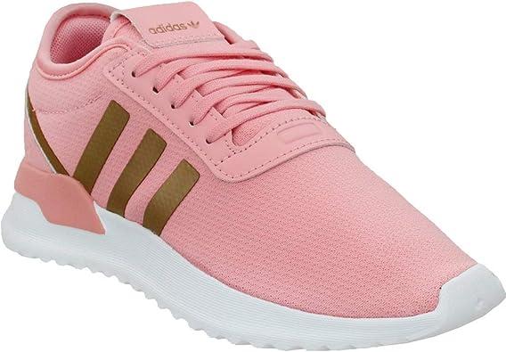 Amazon.com: adidas Kids Girls U Path X Lace Up Sneakers Shoes ...