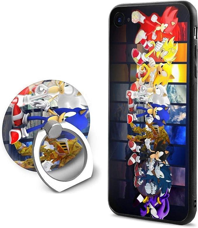 Sonic The Hedgehog - Custodia per Apple iPhone 8 e iPhone 7 con ...