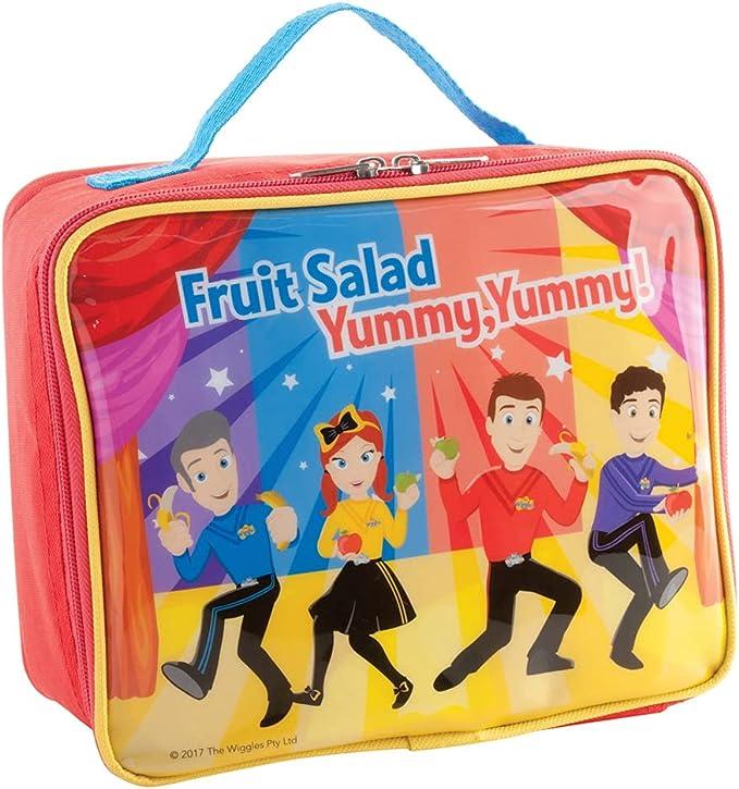 Kids Emma Wiggles Luggage Tag School Bag Tag The Wiggles