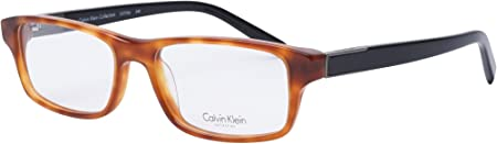 Calvin Klein Brillengestelle Ck7936 240-52-17-140 Monturas de gafas, Naranja (Orange), 52.0 Unisex Adulto