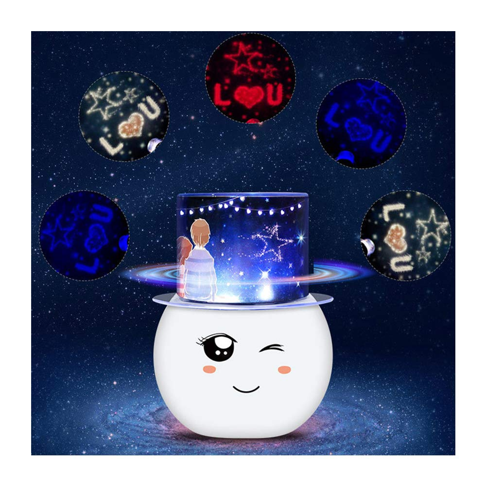 CBA BING Imagen Linda de Dibujos Animados Proyector de Luces de ...