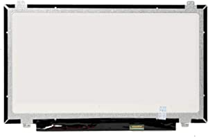 """Bblon 14"""" HD LED LCD Display Screen eDP 30pin (Non Touch) for Dell Latitude E5450 E5470 E6440 (Max. Resolution: 1366 x 768)"""