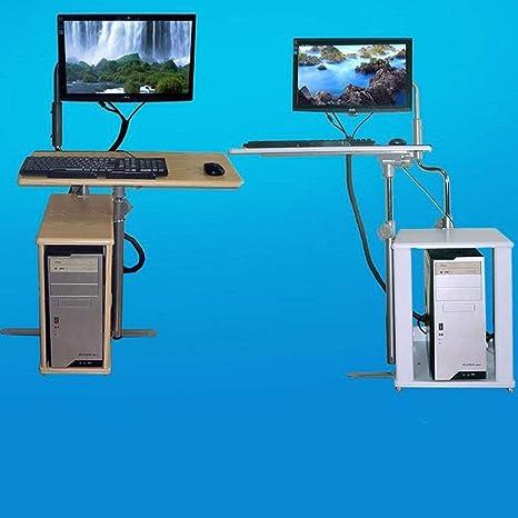 CWJ Hogar, Mesa pequeña, Altura móvil, Oficina en el hogar de ...