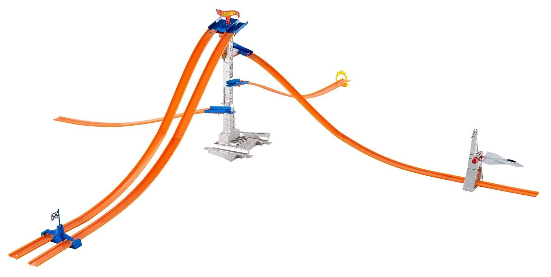 Hot Wheels Workshop Track Builder Starter Set B00FAQVY5E