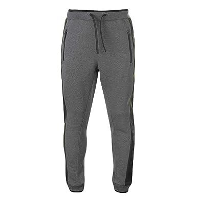 Everlast Pantaloni Sportivi da Donna in Pile Jogging Bottoms Pantaloni Pantaloni ZIP con coulisse