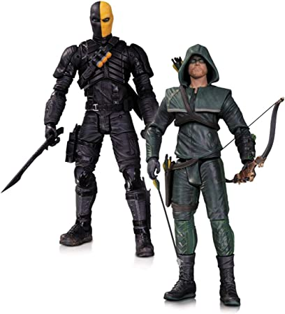 CW ARROW TV Series 7 Action Figure DC Collectibles IN STOCK ARROW Season 3
