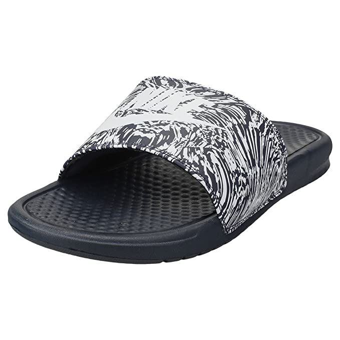 6a0669f23c72 Amazon.com  Nike Benassi JDI Print Mens Style  631261-403 Size  10  Sports    Outdoors