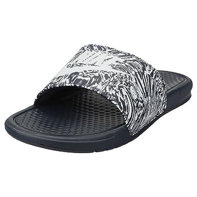 cb500fca7 Nike Benassi JDI Print Mens Style  631261-403 Size  7