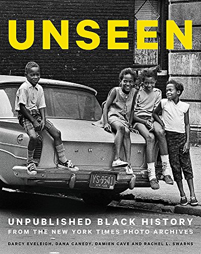 Books : Unseen: Unpublished Black History from the New York Times Photo Archives