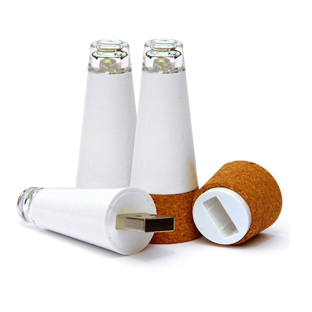 Rechargeable LED Cork Lights""