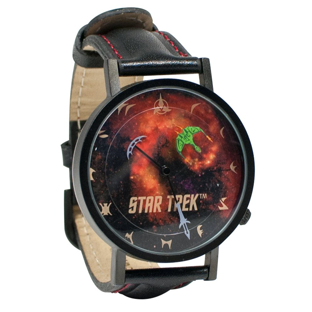 Klingon Watch - Star Trek - Unisex Analog Watch