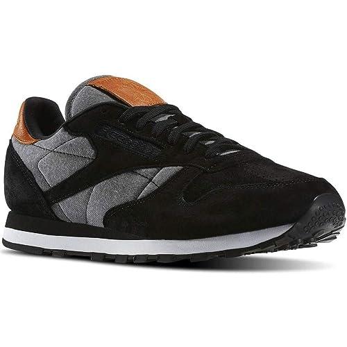 Reebok - Botines Hombre, Color Negro, Talla 42,5 EU: Amazon.es: Zapatos y complementos