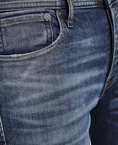 Del Tim Azul 085 Azul de Jones originales Jeans ajustado Hombre amp; Jack HvtY77