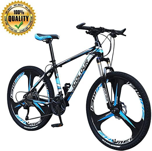 Bicicleta de montaña para hombre, rueda de 24 pulgadas, bicicleta ...