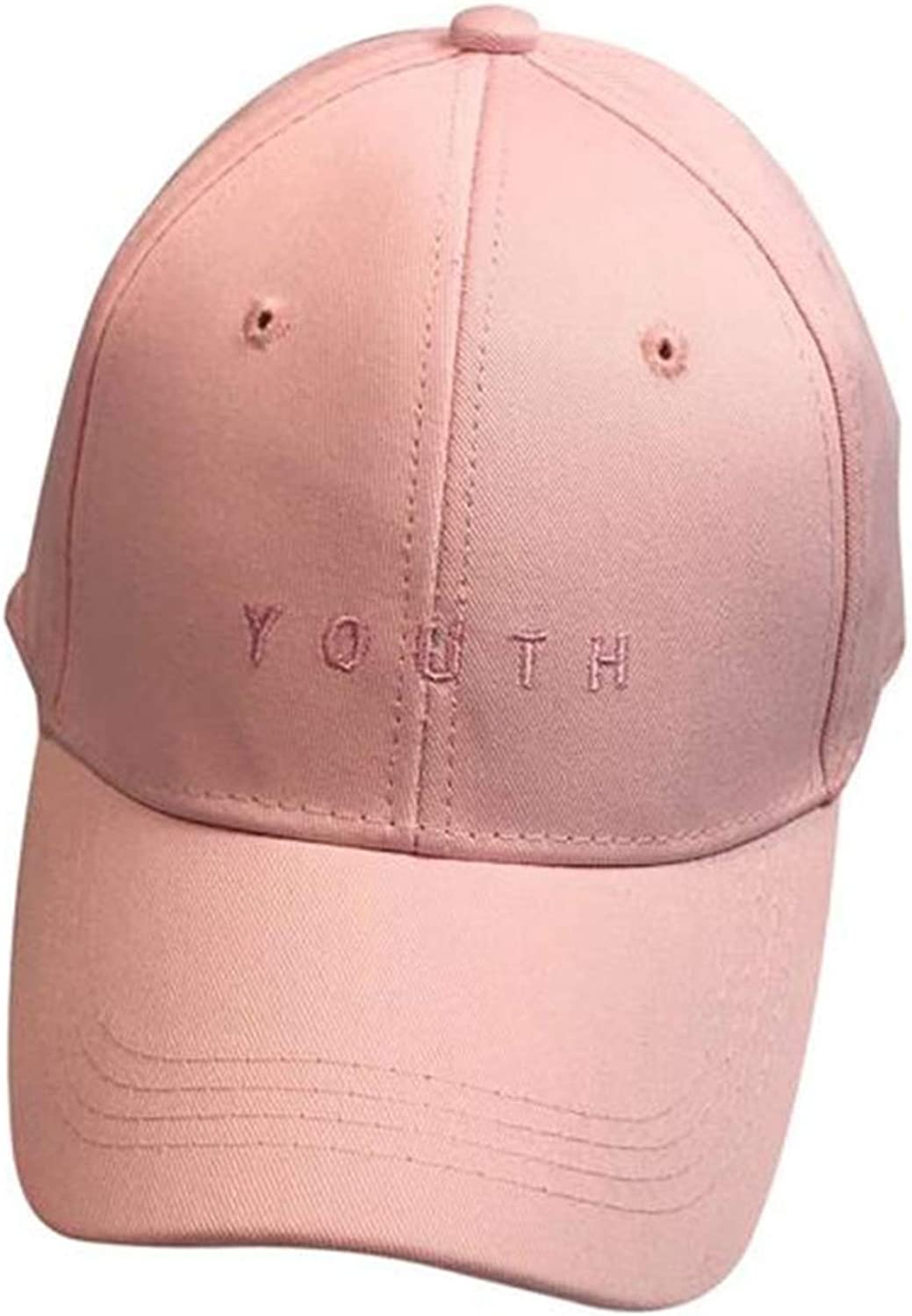 Dal-Msee New Summer hat Embroidery Cotton Baseball Cap Boys Girls Hip Hop Flat Hat
