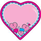 Carson Dellosa Heart Notepad (9211)