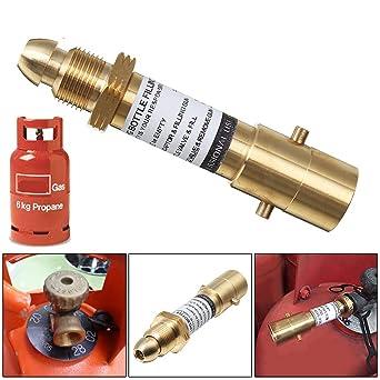 ExcLent Lpg Gpl Propano Calor Botella Recarga Adaptador Gas ...