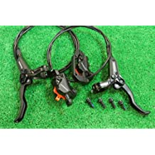 "Shimano (SHIMANO) hydraulic disc brake BL-M445 BR-M446 rotor ç""¡setto black bike parts"