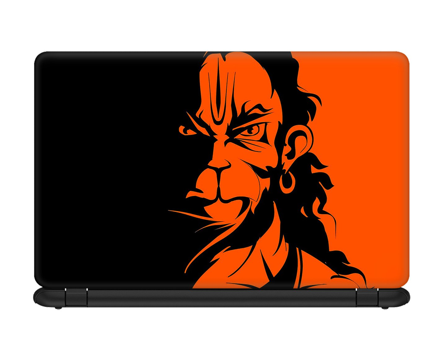 Owncreation jai bajrang bali laptop skin for 14 1 inches laptop compatible for dell acer hp lenovo samsung dell laptops buy owncreation jai bajrang