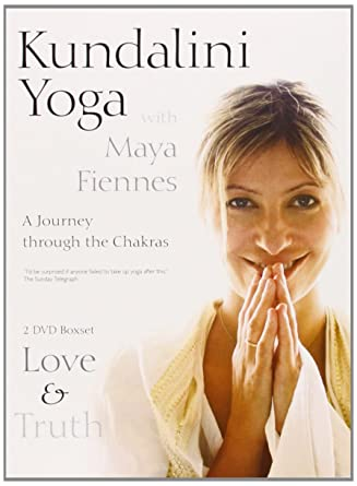 Kundalini Yoga with Maya Fiennes - A Journey Through the ...