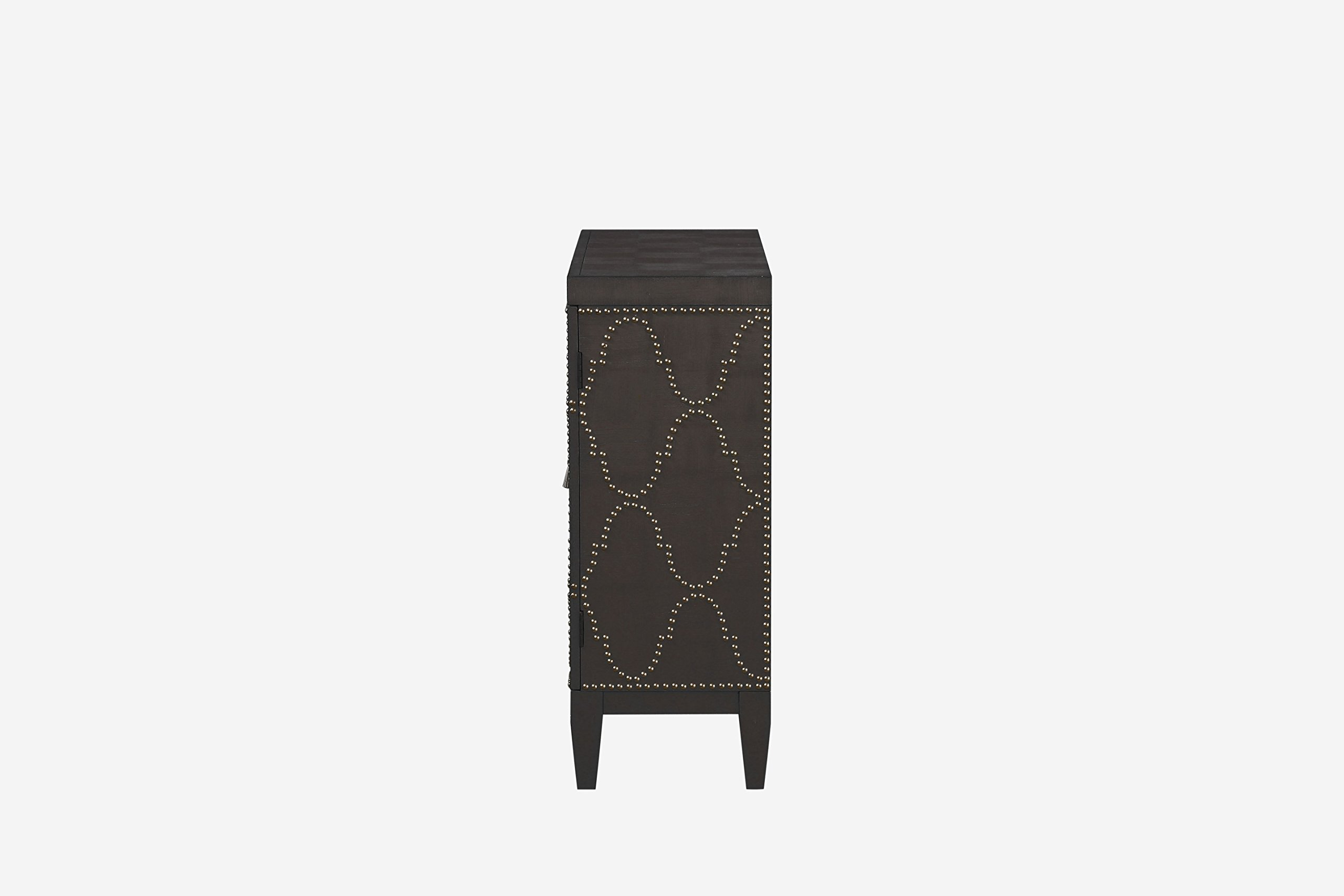 ACME Furniture 90298 Cherie Console Table, Antique Black by Acme Furniture (Image #5)