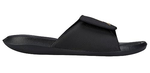 0ab1766da4b Nike Jordan Hydro 6 Mens 881473-033 Size 15 Black Metallic Gold ...