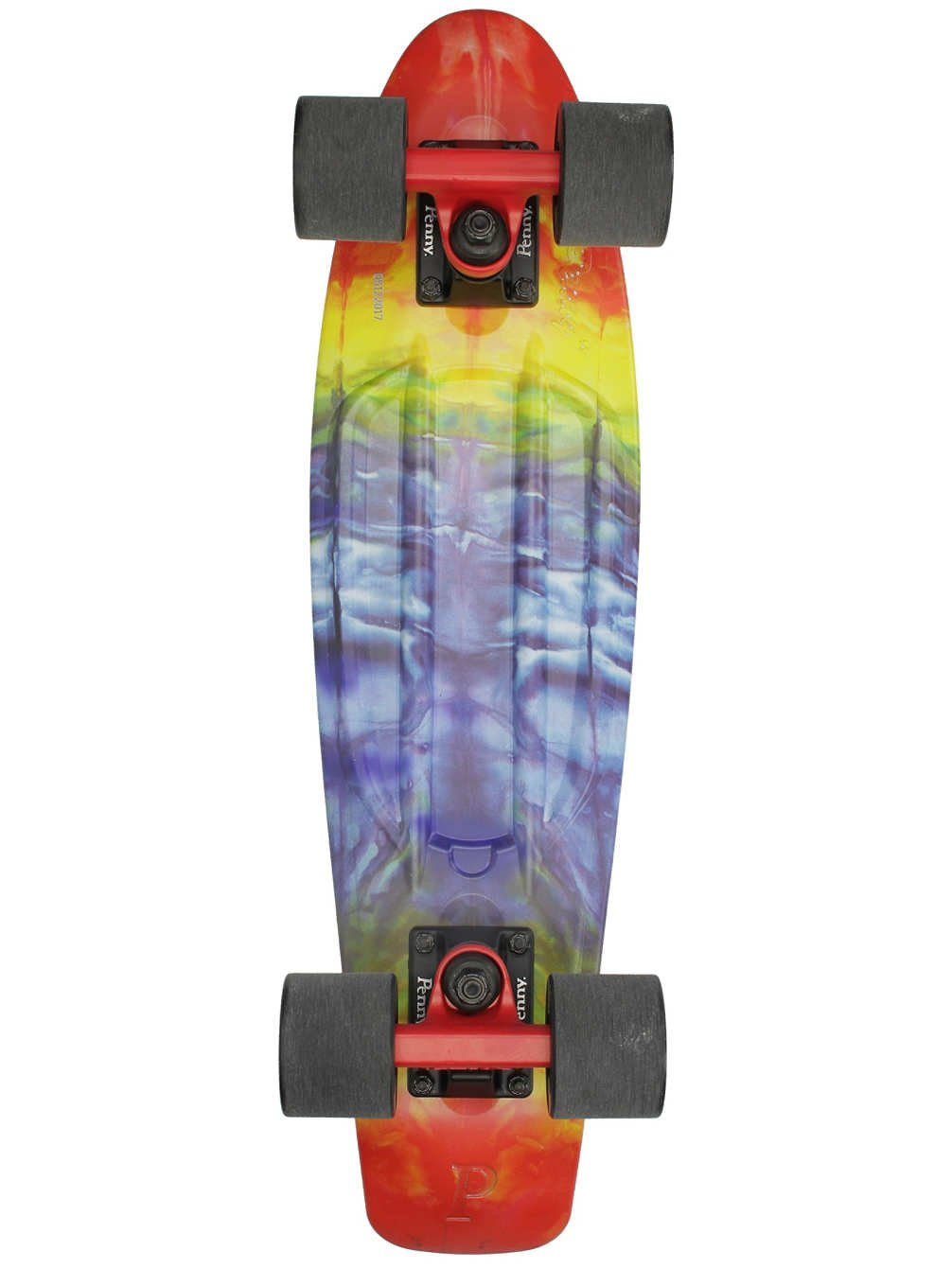Penny Graphic Skateboard - Rainbow Bridge 22''