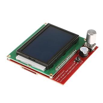 dolity Panel Control Inteligente pantalla LCD Melzi 1.0 2.0 ...