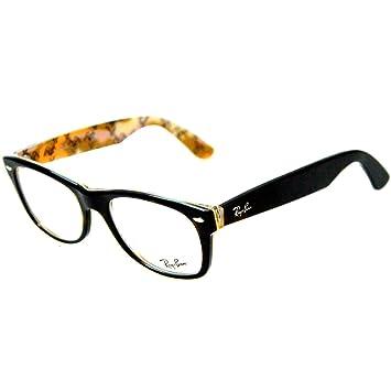 Ray-Ban Unisex-Erwachsene 5184 Brillengestelle, Schwarz (Negro), 54