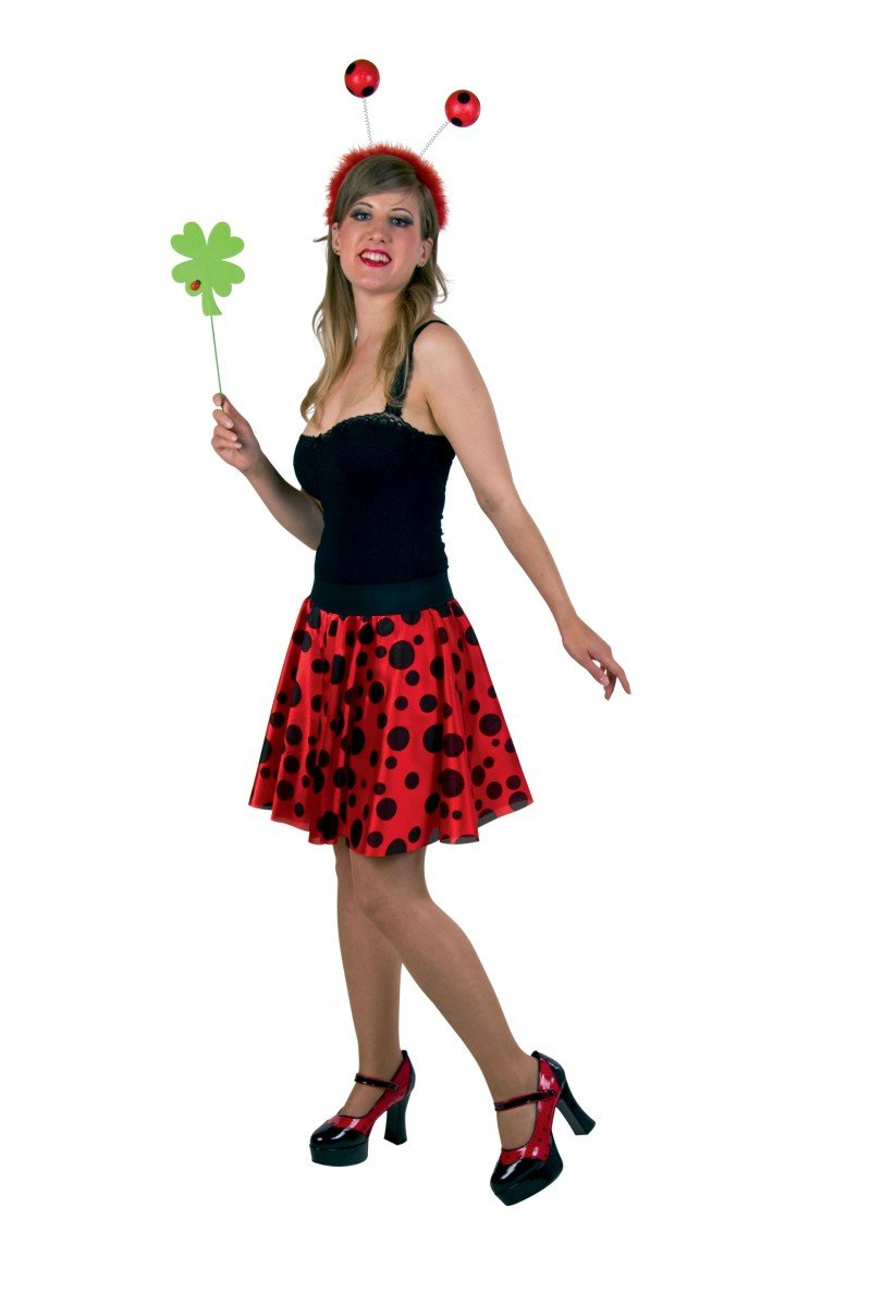 Mariquita falda. Tamaño: 42/44: Amazon.es: Juguetes y juegos