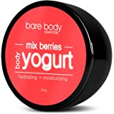 Bare Body Essentials Mix Berries Body Yogurt (200gm)