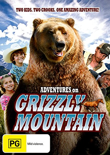 Adventures on Grizzly Mountain ( Horse Crazy 2: The Legend of Grizzly Mountain ) ( Horse Crazy Too ) [ NON-USA FORMAT, PAL, Reg.0 Import - Australia ]