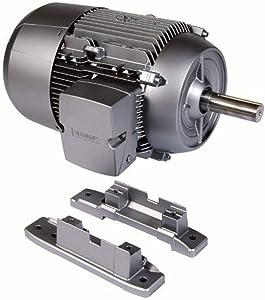 Siemens 1LE21111CA314AA3 5-HP 3600 Rpm 230/460-volt 184t General Purpose Electric Motor Nema Above Premium Efficient Aluminum Frame, Copper Rotor