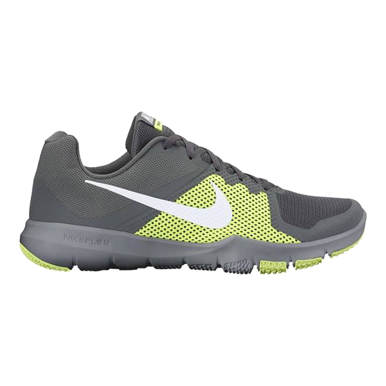 761a075e1861 Nike Flex Control Men s Grey Running Shoes (UK-11) (US-12)  Buy Online at  Low Prices in India - Amazon.in