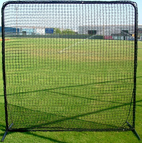 Cimarron Sports Training Aids 7x7 Fielder Net and (Pitchers Practice Screen)
