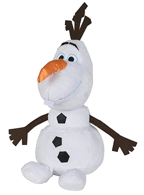 Frozen Plush Figure Olaf 50 cm Simba Peluches