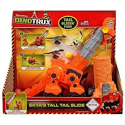 Dinotrux Skya's Tall Tail Slide: Toys & Games