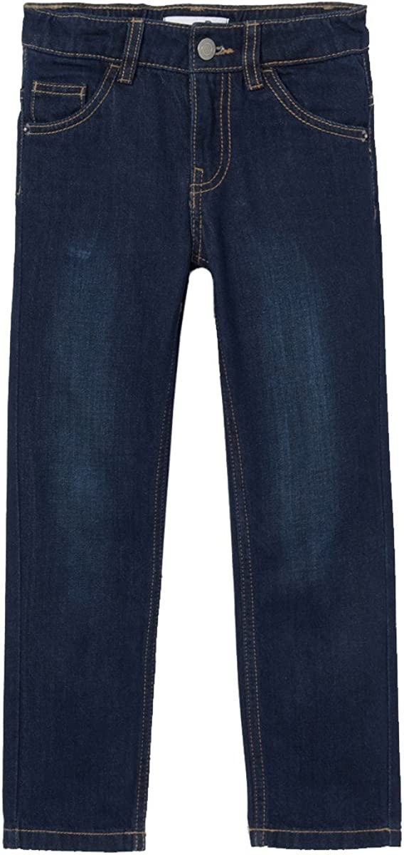 3-12 Years La Redoute Collection Straight Cut Jeans