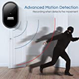 Hidden Spy Camera Mini Surveillance - Rovtop