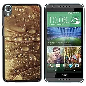 Be Good Phone Accessory // Dura Cáscara cubierta Protectora Caso Carcasa Funda de Protección para HTC Desire 820 // Plant Nature Forrest Flower 22