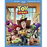 Toy Story 3 (Two-Disc Blu-ray / DVD Combo)