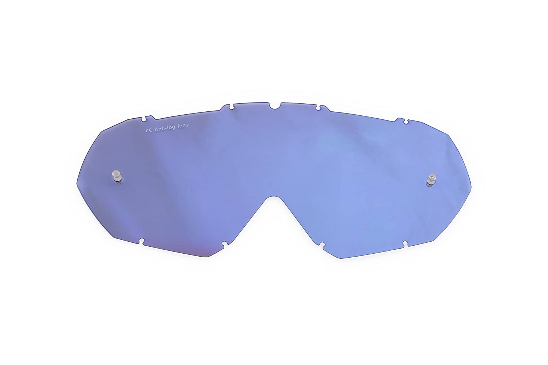 NENKI NK-1019 Anti-Fog Replacement Lens Clear