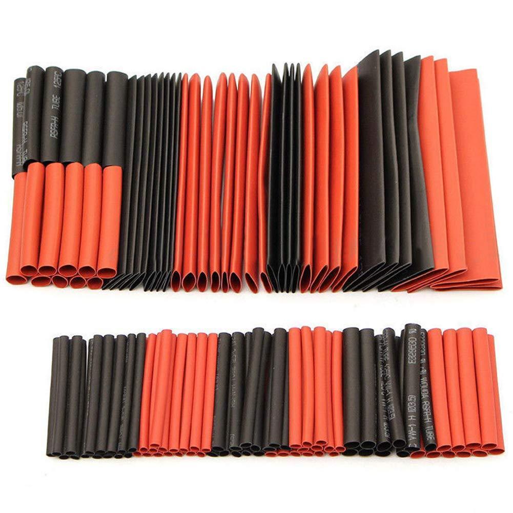Φ3.5mm 2:1 Heat Shrink Tubing Sleeving Cable Electrical Wrap Tube 7 Colors 1-20M