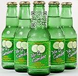 Mr. Q. Cumber Sparkling Beverage - 7oz Bottles (Pack of 12)