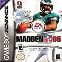 Madden NFL 06 (GBA)